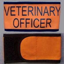 Wrap Armband - Veterinary Officer